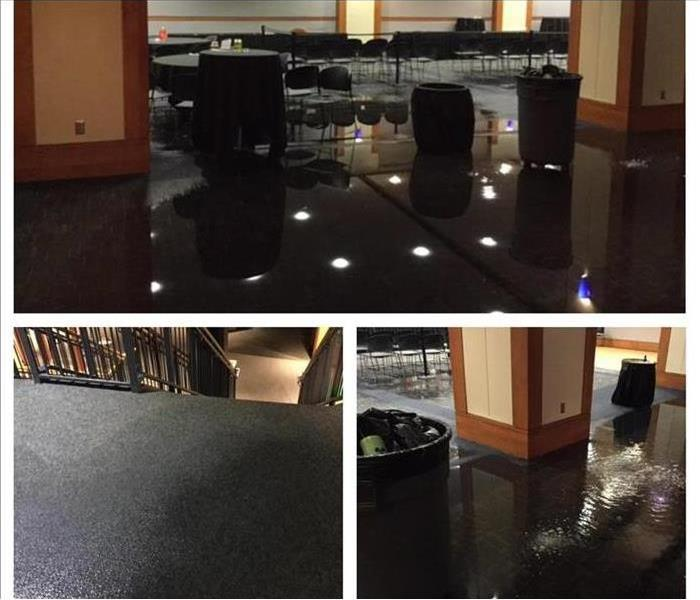 Commercial Water Loss Restoration