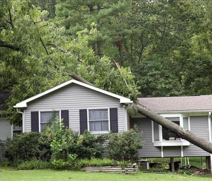 Storm Damage When Storms or Floods hit Norcross, SERVPRO is ready!