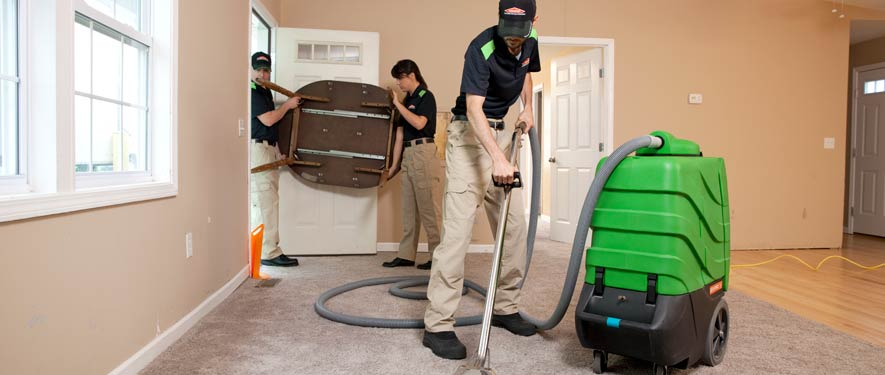 Norcross, GA residential restoration cleaning